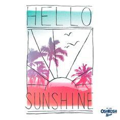 Hello sunshine! #OshKoshBgosh
