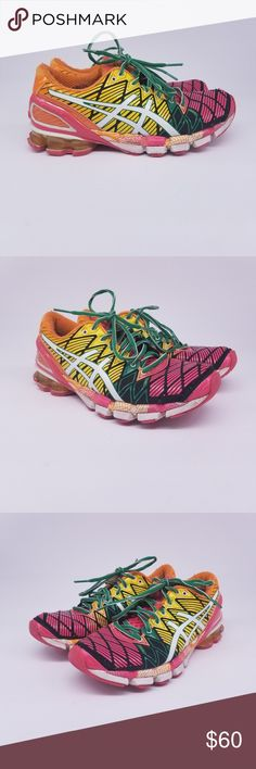 9b1c0f918 Asics Gel-Kinsei 5 Wm Running Shoes Sz 7.5 A5 Asics Gel Kinsei 5 Women s