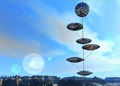 solar balloons [using for power generation  Join Our Blog: http://www.electricaltechnology.org/ #technology #photography #amazing #internet #newsoftheday #news #bestoftheday #wearabletechnology #wearables