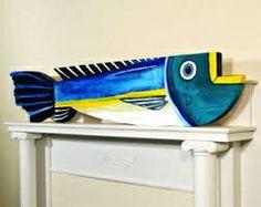 BIG BLUE FISH