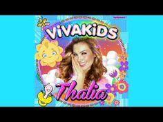 "Thalia - ""Viva Kids"" Volumen 1 Promo Trailer - YouTube"