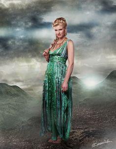Spartacus Ilithyia by ~KewinBadler on deviantART