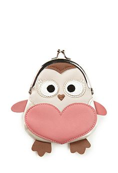 Forever 21 is the authority on fashion & the go-to retailer for the latest trends, styles & the hottest deals. Shop dresses, tops, tees, leggings & more! Forever 21 Bags, Shop Forever, Owl Bags, Owl Always Love You, Cute Owl, Couture, Wallets For Women, Coin Purse, Fashion Accessories