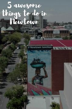 5 Awesome places to explore in Newtown - Venture Sandy Stuff To Do, Things To Do, Interesting History, Explore, City, Awesome, Places, Poster, Things To Make