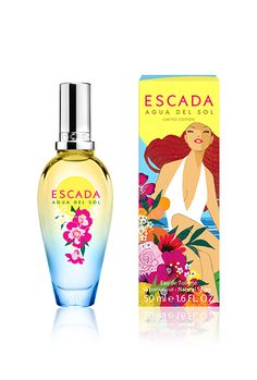 Discover ESCADA Perfumes with their floral, energetic, feminine, fresh and fruity scents. Discover the perfect perfume on the ESCADA Fragrances website. Perfume Scents, Perfume Bottles, Daisy Perfume, Top Perfumes, Perfumes Online, Vodka Bottle, Tri, Beauty, Fashion Accessories