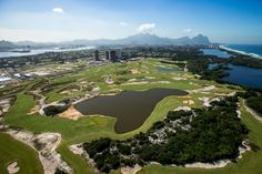 Rio de Janeiro Olympic Golf Course in Brazil is No.2 in latest Brazil Top 20 Golf Course. It is located at Reserva de Marapendi in Barra da Tijuca the district that hosted the largest number of Rio 2016 Olympic Games.   #featuredgolfcourse