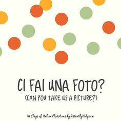 70/100 - 100 Days of Italian Questions