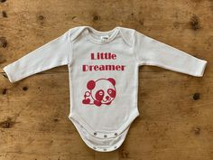 The Dreamers, Onesies, Etsy Shop, Kids, Clothes, Fashion, Cute Mouse, The Petit Prince, Moda