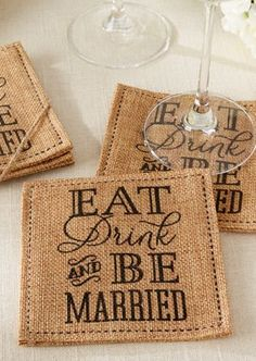 Beyond the aisle and the I dos, guests should remember your special day with a wedding favor that reflects your traditional-with-a-twist style.