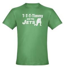 I don't like the jets or Tim Tebow (as an athlete. He's still super sexy other than that) but this is funny!