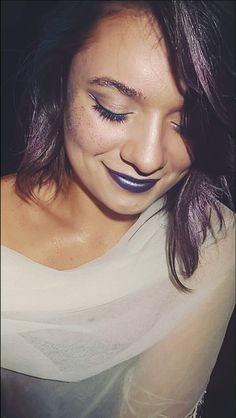 #Halloween #makeup #fairy #inyourprettyface #glitter