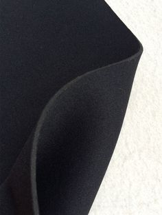 6ccffa9bd53 neoprene fabric black 2mm rubber both sides coated polyester fabric T cloth  full black for Sports