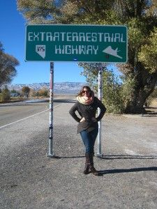 Guide To Visiting Area 51/Alien Spots!... If we could include Area 51 in our trip I'd be sooooo happy!