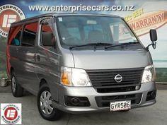 2009 Nissan Caravan 10 Seater Auto Petrol