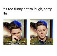 Awe poor niall but lol One Direction Humor, One Direction Pictures, I Love One Direction, Direction Quotes, Maxon Schreave, Irish Boys, Irish Men, 1d Imagines, First Love