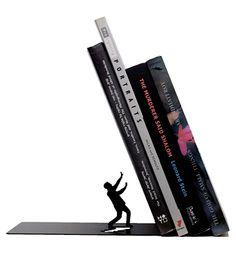 Ограничитель для книг Falling Bookend