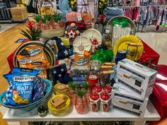 Merchandising Displays, Marshalls, 4th Of July, Home Goods, Bbq, Outdoor, Bucket Lists, Barbecue, Outdoors
