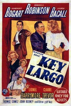 Key Largo (1948)  Claire Trevor - Best Supporting Actress Oscar 1948
