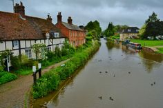 Hungerford, Berkshire by Paula James on Flickr.