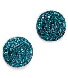 Love Stud Earrings