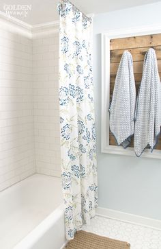 1000 Ideas About Farmhouse Shower Curtain Pionik
