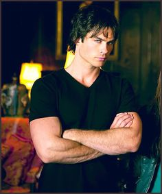 Ian Somerhalder | Damon Salvatore | The Vampire Diaries