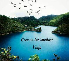 Cree en tus sueños: #Viaja  @visitchiapasapp
