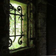 Chateau Notenboom - abandoned villa near Brasschaat, Belgium.