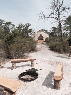 Alabama just built the most romantic campsites ever, and the Internet is going nuts - Yellowhammer News