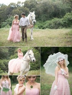 Fairy tale | Fantasy | Enchanted | Princess | Disney | Dream | Wedding Design Inspiration