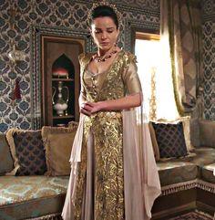 "Handan Sultan - Magnificent Century: Kösem - ""War of the Sultans (Sultanlarin Savasi)"" Season 1, Episode 8"