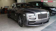 Dubicars.com: 2016 Rolls-Royce Wraith ARES Body Kit
