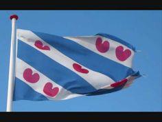 Anthem of Friesland (Netherlands)