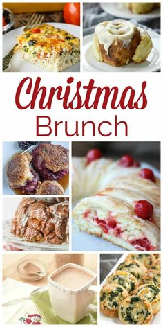 Christmas Brunch Recipes and our Delicious Dishes Recipe Party Are you gathering recipe ideas for the holiday season? Check out this collection of delicious Christmas brunch recipes from recent party submissions. Vegetarian Brunch Recipes, Best Brunch Recipes, Holiday Recipes, Healthy Christmas Recipes, Brunch Foods, Easter Recipes, Recipes Dinner, Dessert Recipes, Favorite Recipes