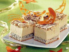 """Prăjitură """"Amaris"""" - Retete culinare - Romanesti si din Bucataria internationala No Bake Desserts, Easy Desserts, Delicious Desserts, Dessert Recipes, Romanian Desserts, Romanian Food, Mini Cakes, Cupcake Cakes, Dessert Drinks"""