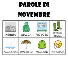 The Italian language, similar to other foreign languages one is estranged to can be learned. This isn't saying though that learning can be easy but it isn't difficult too. Kids Homework Station, Learn To Speak Italian, Italian Words, Italian Language, Learning Italian, Language Activities, Preschool Learning, Clip Art, Classroom