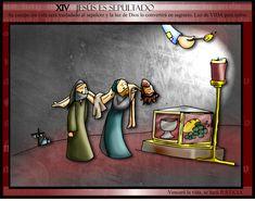 Vía Crucis 14