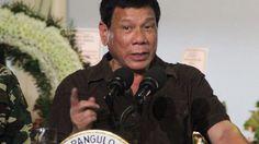 Philippines President Duterte accuses judges of drugs links - BBC News