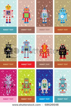 Lot's of robot images to download.