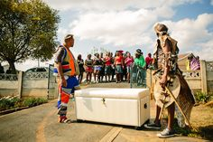 Stunning Umabo Ceremony By Knot Just Pics - South African Wedding Blog