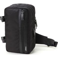 Artisan&Artist Nylon Camera Sling Bag | Black