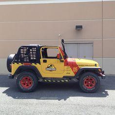 Jurassic Park Jeep Http Www Therpf Com F9 Jurassic Park Jeep