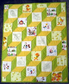 Quilt Patterns For Baby | What's Quilting: Children's Quilts — whip up