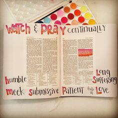 Alma 13 I should hang this one on my wall where I will see it more often. #illustratedfaith #bookofmormon #journalingBOM #documentedfaith #alma #iamamormon #sharegoodness #lds