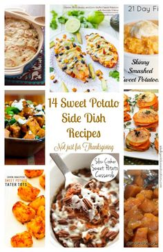 14 Sweet Potato Side Dish Recipes | Intelligent Domestications