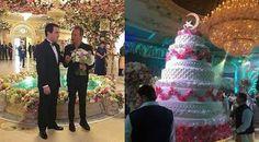 #HeyUnik  [WOW] Pernikahan Super Mewah Ini Habiskan Rp 13 Triliun #Ekonomi #Fashion #Sosial #YangUnikEmangAsyik