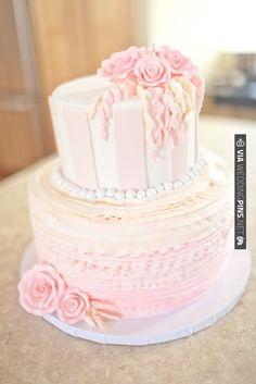 Sweet - Sweet and Chic Blush Pink Bridal Shower | CHECK OUT MORE IDEAS AT WEDDINGPINS.NET | #weddings #weddingcakes #weddingthemes #events #forweddings #ilovecake #romance #sweets #cakes #weddingfood