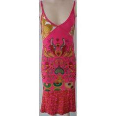 Desigual dámské šaty růžové M Second Hand, Pajama Pants, Pajamas, Fashion, Pjs, Moda, Sleep Pants, Fashion Styles, Pajama