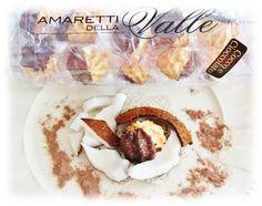 Amaretti della Valle Cocco e Cioccolato!    #AmarettidellaValle #FabbricadiBontà #Amaretti #Biscotti #Cocco #Cioccolato #Chocolate #Biscuit #Cookie #Coconut