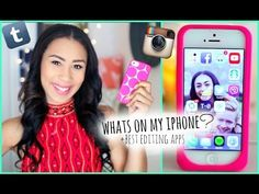 What's On My iPhone 5? + How I Edit Instagram Photos! - YouTube
